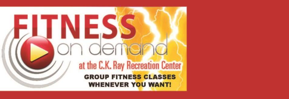 fitness on demand banenr