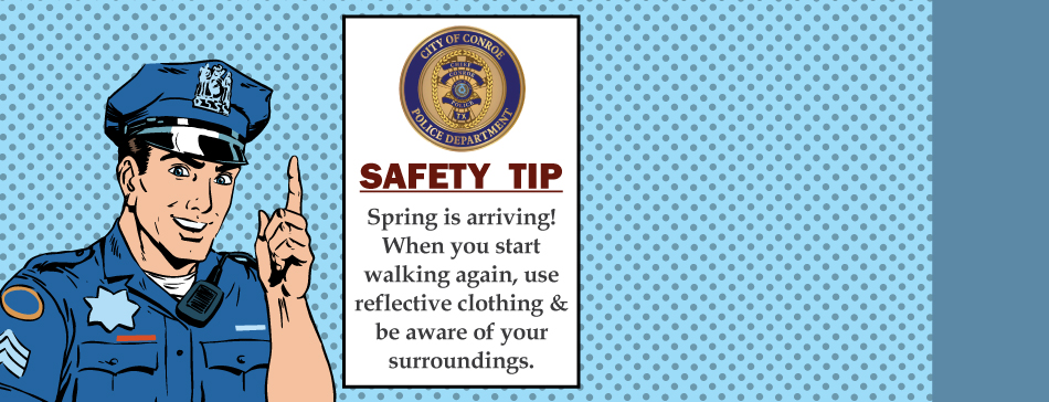 PD Safety Tip March
