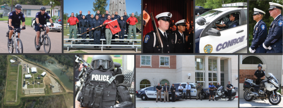 Police Home Page | City of Conroe