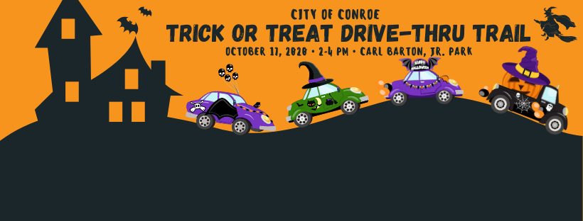 Conroe Tx Halloween Rules 2020 Trick or Treat Trail | City of Conroe